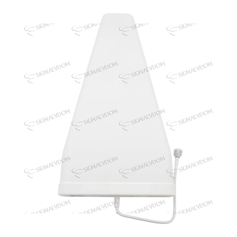Усилитель сигнала Best Signal 900/2100/2600 mHz (для 2G/3G/4G) 70 dBi, кабель 13 м., комплект - 3