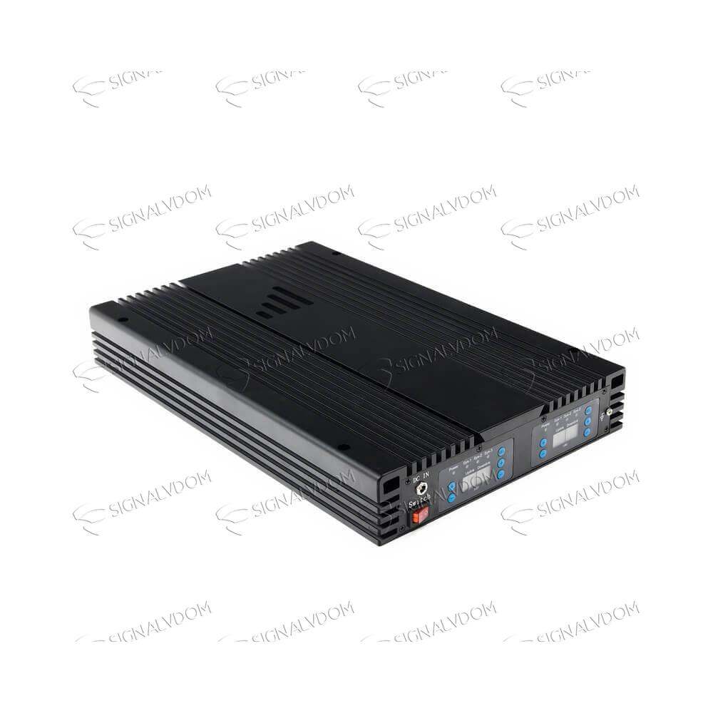 Усилитель сигнала PROM GDWL75 900/1800/2100/2600 MHz (для 2G, 3G, 4G) 75 dBi , комплект - 2